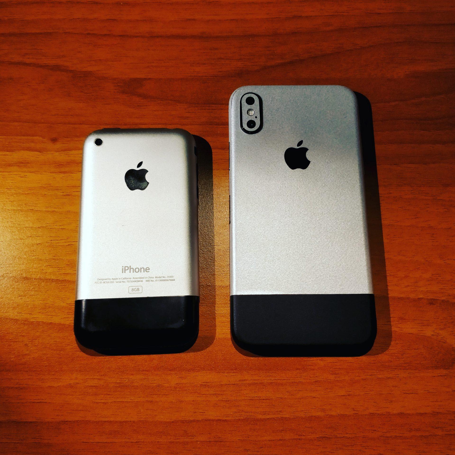 iPhone X e la personalizazzione