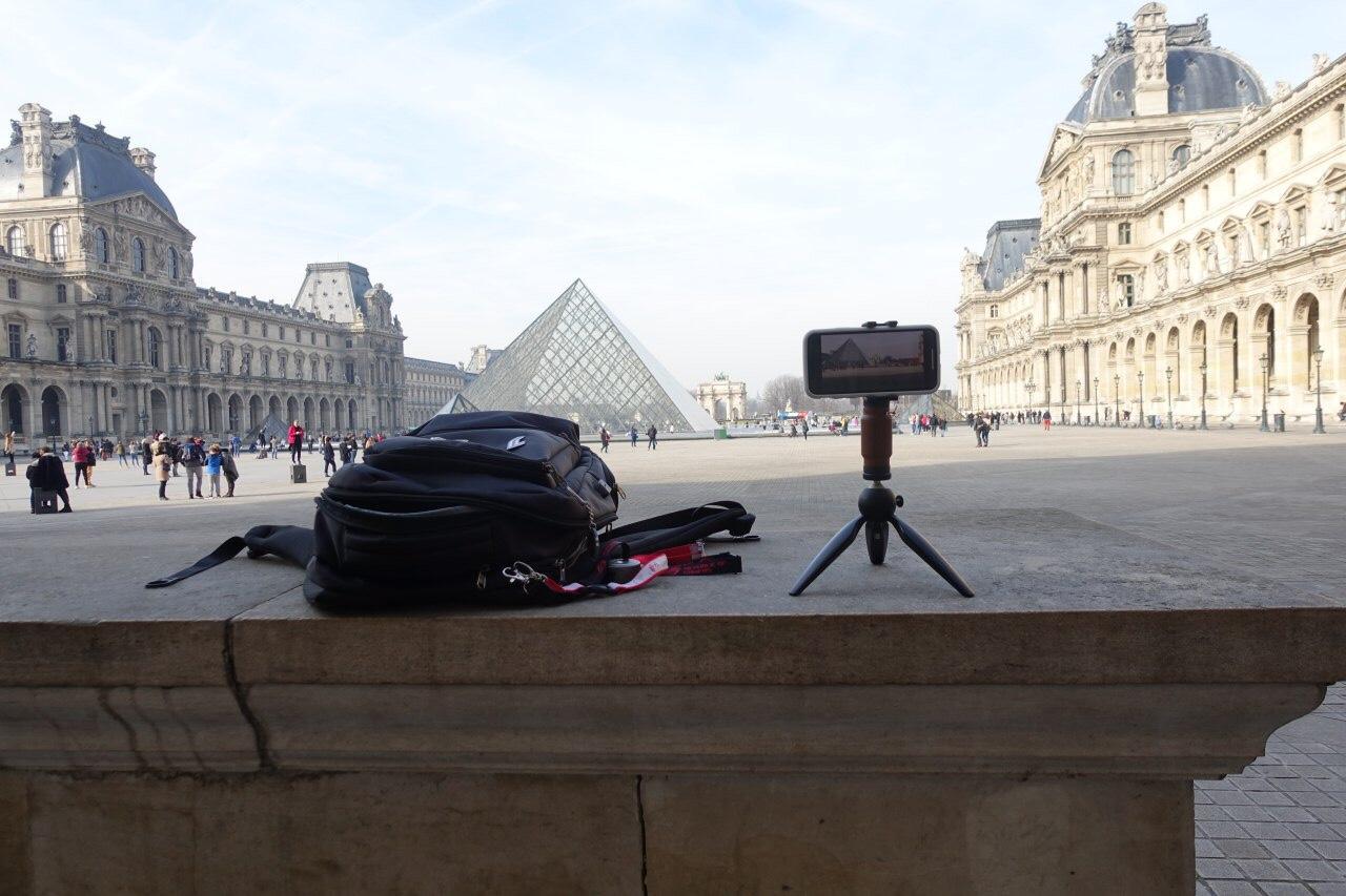 My Tech Bag – Parigi 2019